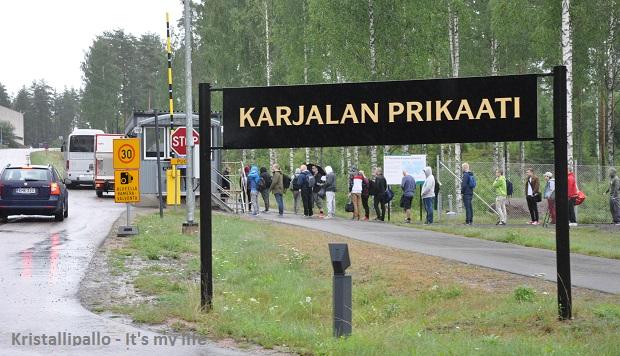 Vekaranjärvi Varuskunta